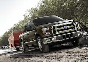 Fort Wayne IN area 2015 Ford F-150 dealers