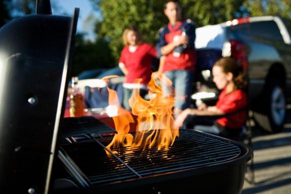 Get grilling!